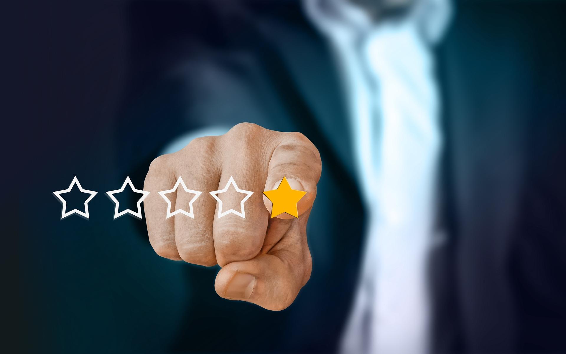 Wenn Bewertungen das Unternehmen ungerechtfertigt gefährden