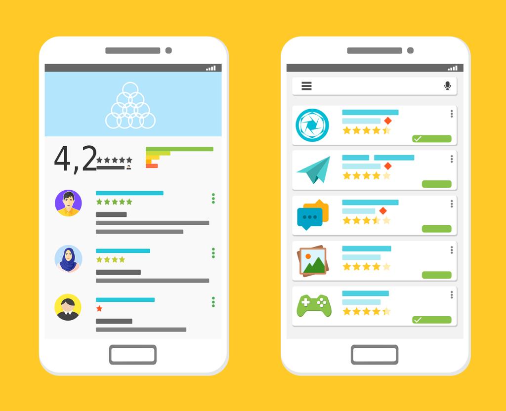 Google Bewertungen löschen zu lassen als Aufgabe